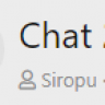 chat 2 by siropu 2.0.23- AJAX Chat for XenForo 2