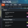 Tactical 2.1.1.1.0 - game style for XenForo 2